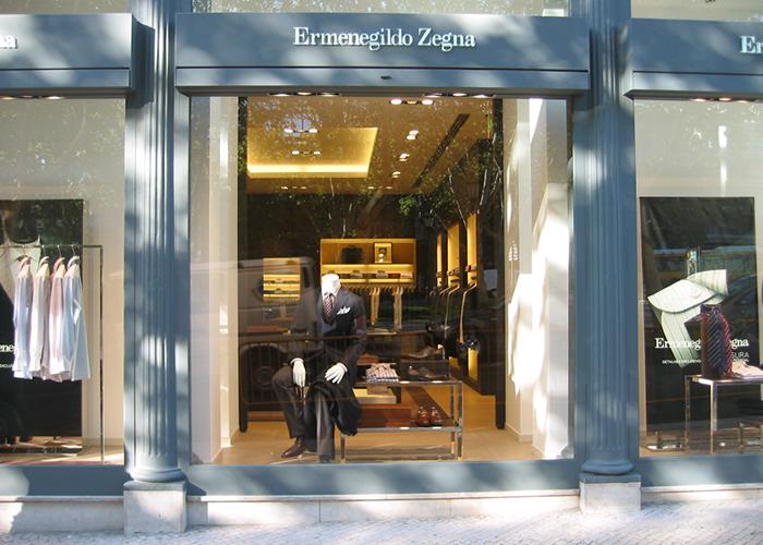 Ermenegildo Zegna – Lisboa, Portugal