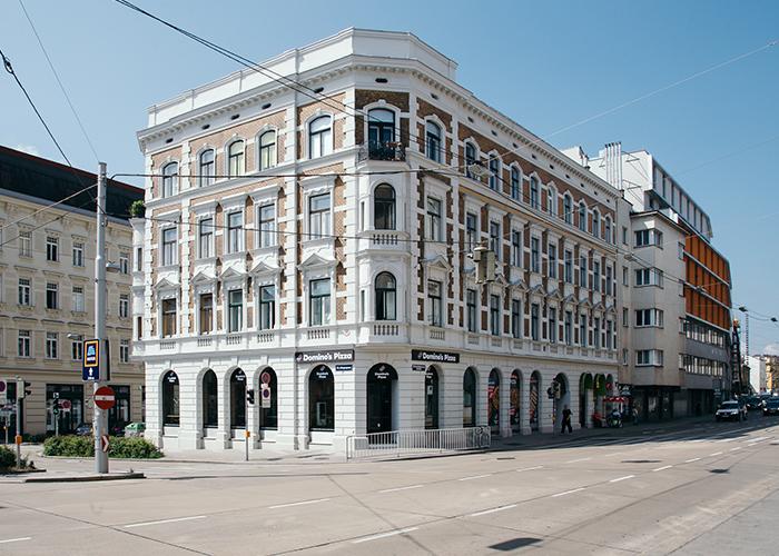 Dominos Pizza Sechshauser strasse 27 1150 Vienna- Austria