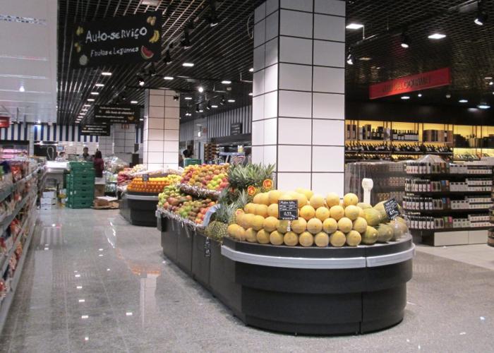 Supermercados El Corte Ingles – Braga, Portugal