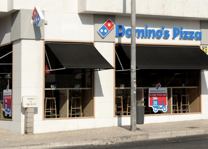 Dominos Pizza – Telheiras, Portugal