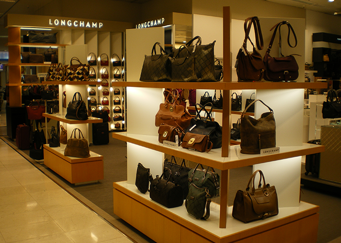 Longchamp, Madrid Spain